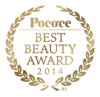 Pococe BEST BEAUTY AWARD
